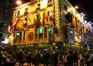 Vivir en Dublín