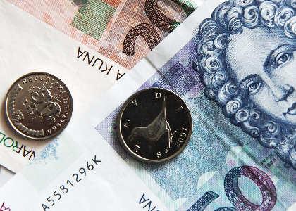 dinero croacia