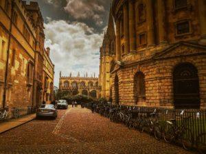 Vivir en Oxford