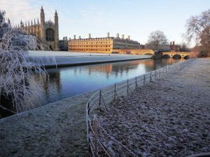 Vivir en Cambridge