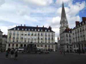 Vivir en Nantes