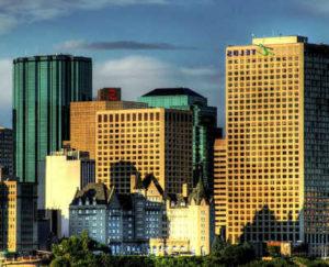 Vivir en Edmonton