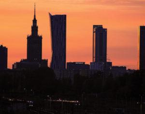 Vivir en Varsovia