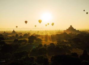Vivir en Myanmar