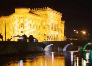 Vivir en Sarajevo